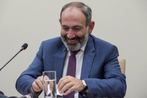 Arménie: Pachinian au Karabakh pour son premier déplacement comme Premier ministre
