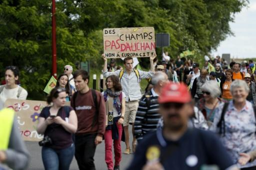 Europacity: l'Etat fait appel du jugement annulant la zone d'aménagement