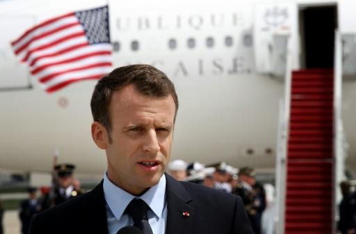 Nucléaire iranien: Macron qualifie d'