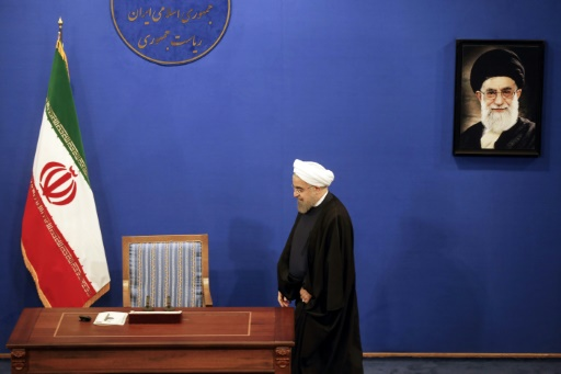 Iran: Rohani prêt à rester dans l'accord si l'Europe apporte des garanties sur les échanges économiques