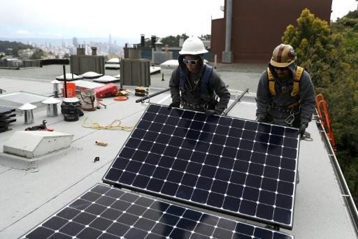 USA: la Californie rend obligatoire les panneaux solaires sur les nouveaux bâtiments