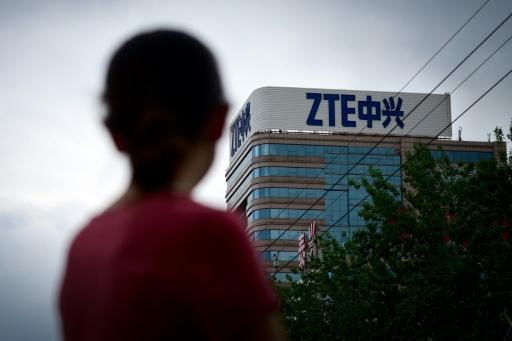 Sanctions américaines: le géant chinois ZTE a cessé ses