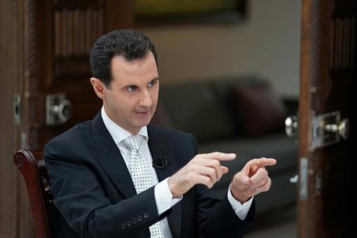 Syrie : pour Assad, les accusations d'attaque chimique à Douma sont