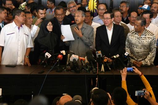 Une nouvelle ère politique s'ouvre en Malaisie