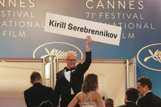 Cannes: l'équipe de