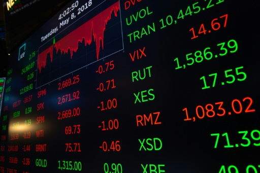 Wall Street ouvre en hausse après une inflation moins forte qu'anticipé