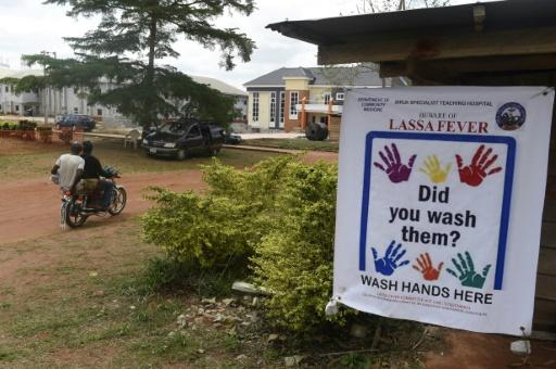 Les épidémies au Nigeria, potentielle