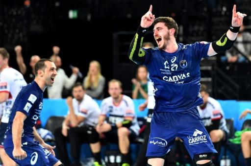 Hand: Montpellier fait toujours la course en tête