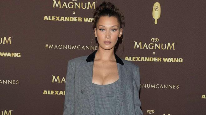 Bella Hadid et The Weeknd, aperçus à Cannes en train de s'embrasser langoureusement