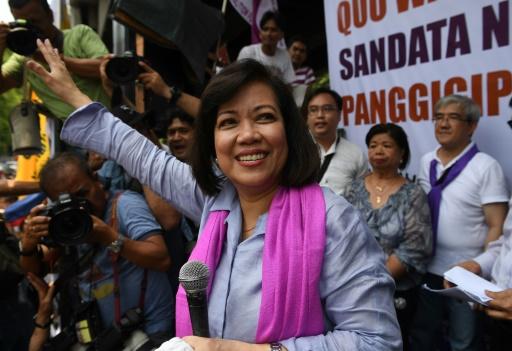 Philippines: la Cour suprême démet sa présidente, une détractrice de Duterte