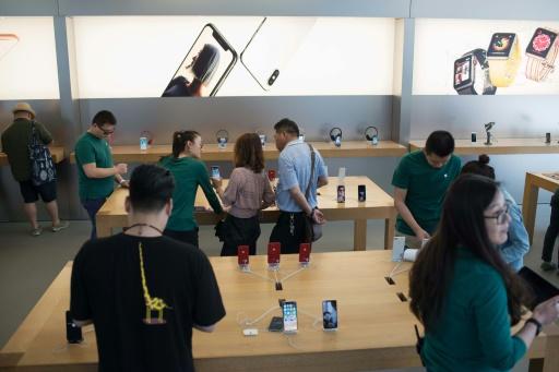 Le ministère de l'Education met fin à des sorties scolaires chez Apple