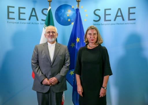 Accord nucléaire: réunion Iran, France, Allemagne et Royaume-Uni à Bruxelles