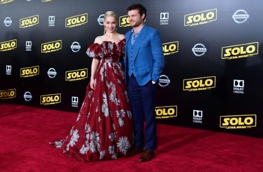 Avant Cannes, Star Wars et Han Solo sont à Hollywood