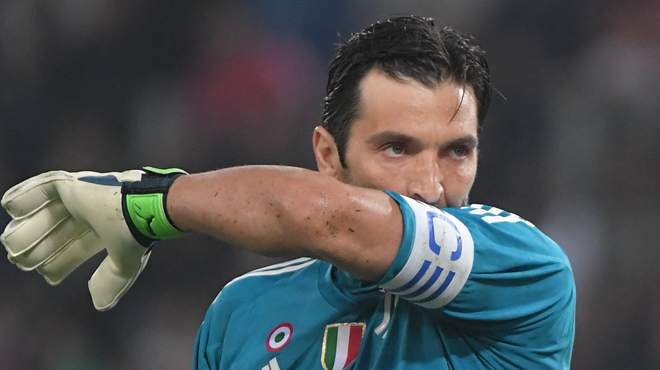 L'UEFA poursuit Buffon pour son carton rouge reçu contre le Real Madrid en Ligue des champions