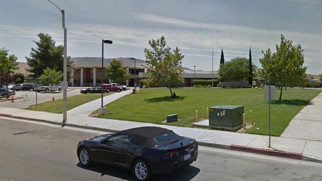 Coups de feu dans un lycée de Californie, un suspect interpellé