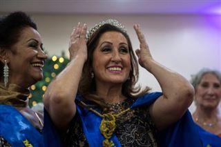 Au Brésil, la beauté n'a pas d'âge dans un concours pour seniors