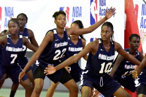 Basket: la NBA à Dakar pour faire éclore des talents féminins africains