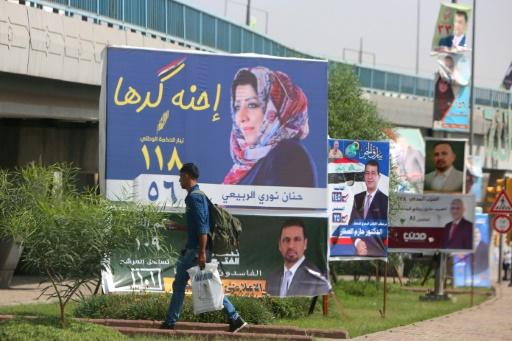 Pour beaucoup de jeunes Irakiens, s'abstenir plus tentant que voter