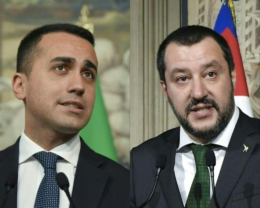 Italie : Ligue et M5S font un pas de plus vers un gouvernement antisystème