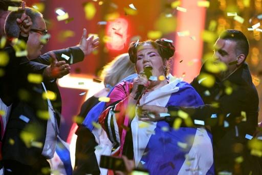 Eurovision : Israël l'emporte avec une chanson inspirée par #MeToo