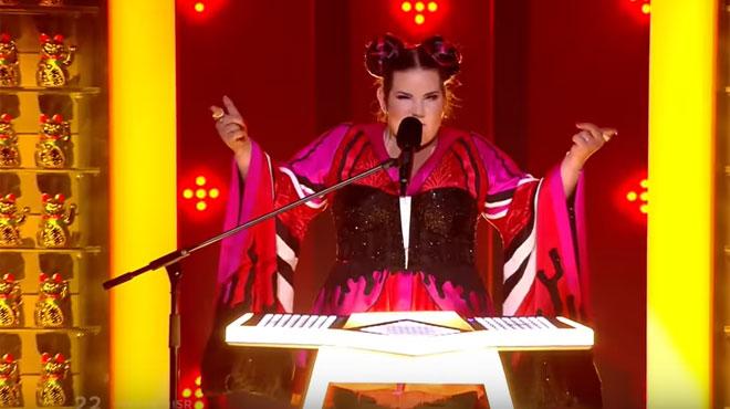 Israël remporte l'Eurovision en surfant sur la vague #MeToo
