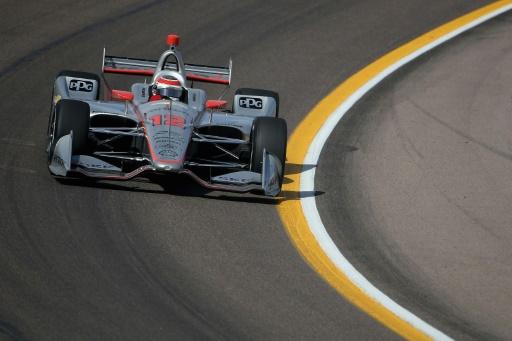 IndyCar: au GP d'Indianapolis, Power en habitué