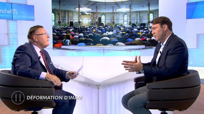 Denis Ducarme revient sur la formation des imams en Belgique :