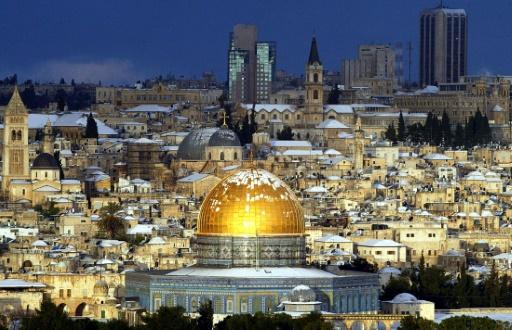 Jérusalem: feu vert du gouvernement israélien à un projet de téléphérique