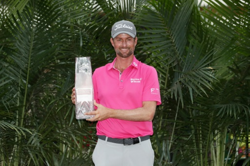 Golf: Simpson enfin récompensé au Players Championship, Thomas déjà roi