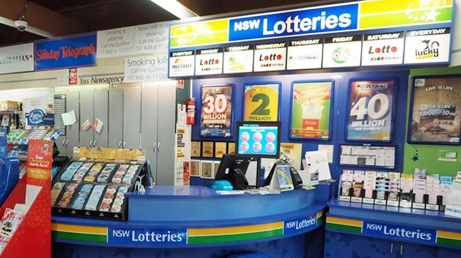 Chance incroyable pour un Australien à la loterie: