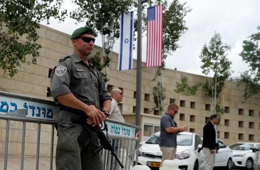 L'ambassade américaine à Jérusalem, ni la première ni la dernière