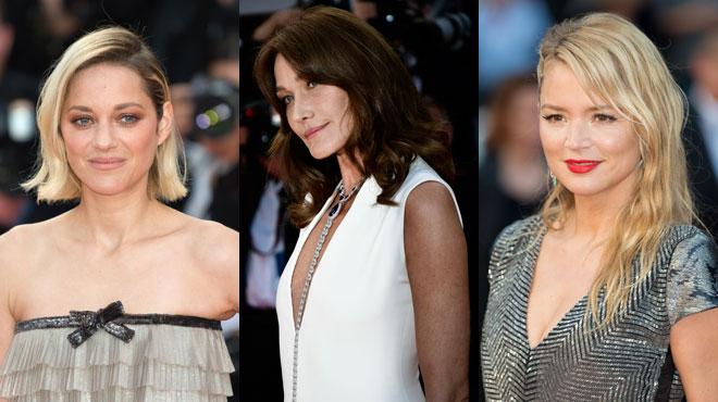 Carla Bruni croise son double au Festival de Cannes... enfin presque