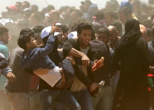Ambassade américaine à Jérusalem: 12 Palestiniens tués à Gaza par des tirs israéliens