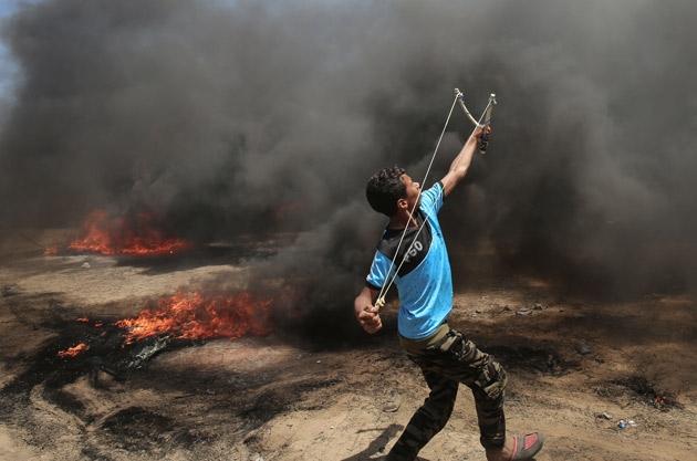 Gaza : de nombreux Palestiniens tués par des tirs israéliens