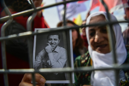 Turquie : détenu, le candidat Demiratas déplore une campagne