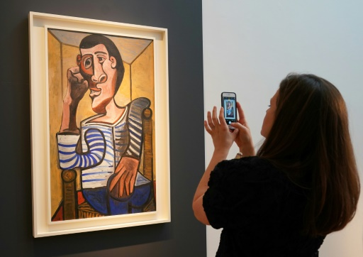 Christie's retire de la vente un autoportrait de Picasso, endommagé