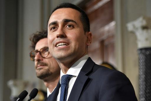 Italie: le M5S (antisystème) réclame quelques jours pour former un gouvernement