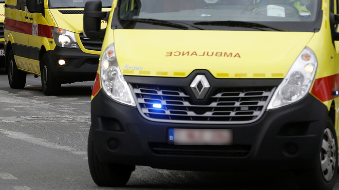 Grave accident à Ath: une jeune fille de 19 ans grièvement blessée