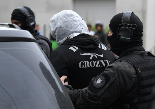 Une communauté tchétchène discrète, peu structurée et