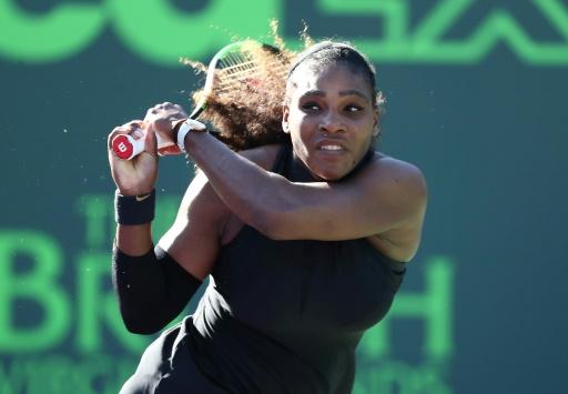 Tennis: Serena Williams participera bien à Roland-Garros