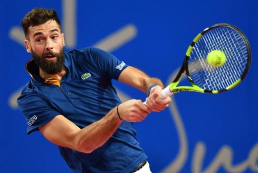 Tennis: Paire bat Gasquet, Monfils éliminé au Masters de Rome