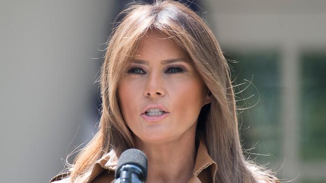 Melania Trump a dû subir une opération pour un problème