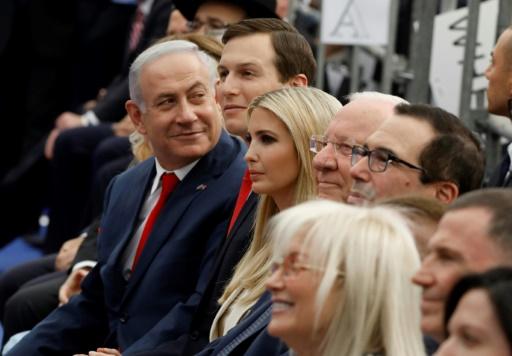 Jérusalem: Washington célèbre son ambassade et accuse le Hamas pour les morts à Gaza