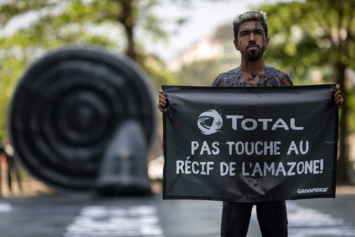 Greenpeace confirme la continuité du Récif de l'Amazone dans les eaux guyanaises