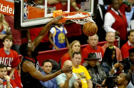 NBA: Golden State sonne d'entrée Houston
