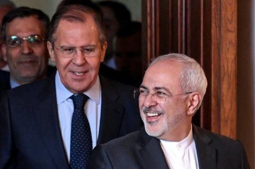 Le chef de diplomatie iranienne à Bruxelles pour tenter de sauver l'accord sur le nucléaire