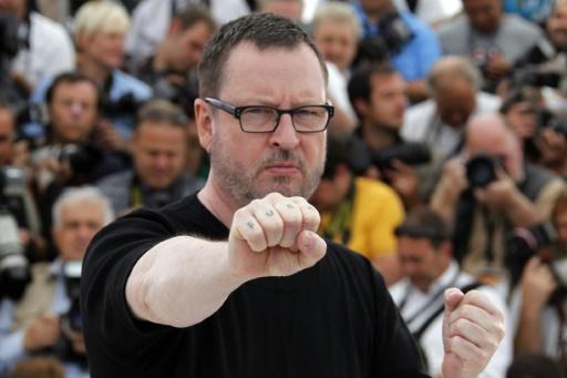 Cannes secoué par le retour du sulfureux Lars Von Trier