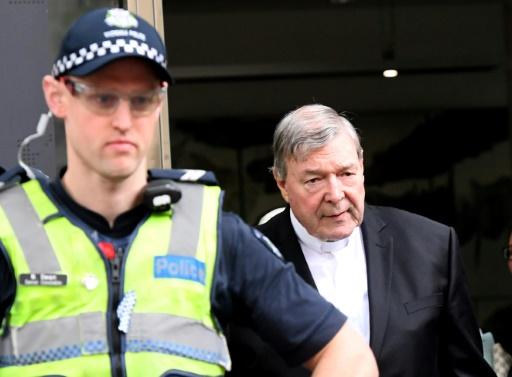 Procès du cardinal Pell en Australie: le parquet veut le silence des médias