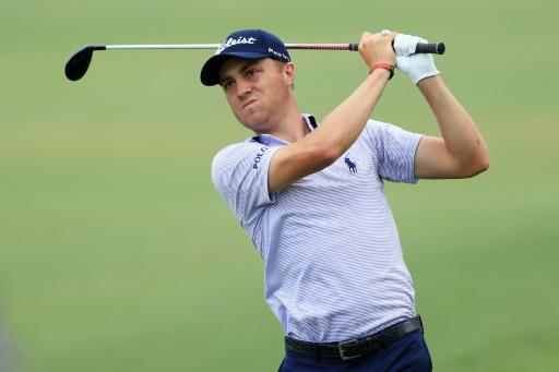 Golf: le nouveau N.1 mondial Justin Thomas en repérage à Open de France avant la Ryder Cup