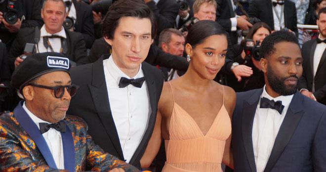 Cannes : Spike Lee de retour 27 ans après avec un film-pamphlet